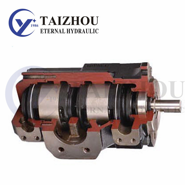 T6 Double Vane Pump