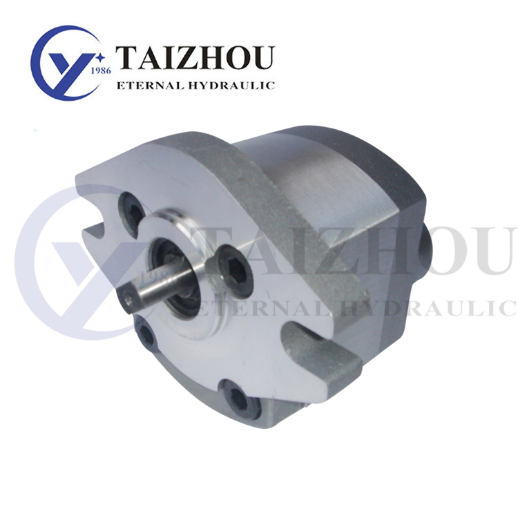 CB-B Double Gear Pump