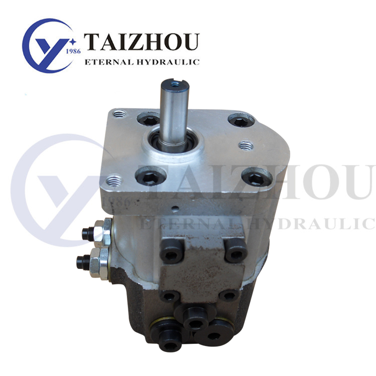 CBS-D300 Double Compound Gear Pump