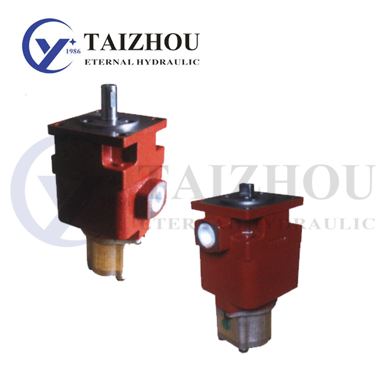 CYB-F Double Gear Pump