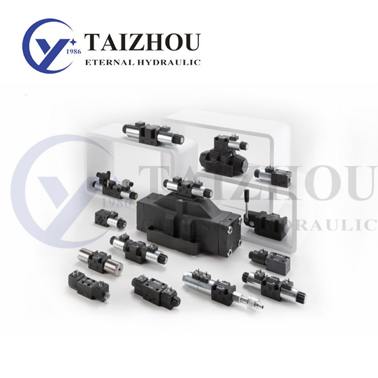 Main Hydraulic Valves