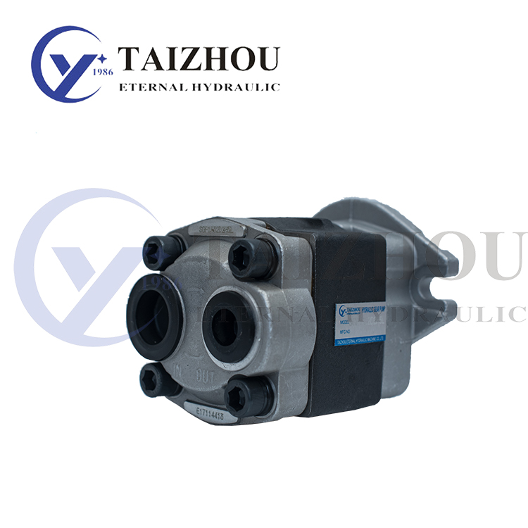 SGP1 Series Gear Pump Japanese Shimadzu Type