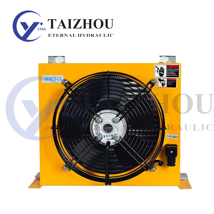 AW/AH Series plate-Fin Hydraulic Aluminum Oil Cooler
