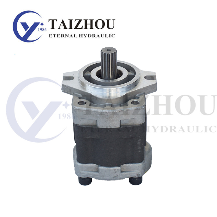 SGP2 Series Gear Pump Japanese Shimadzu Type