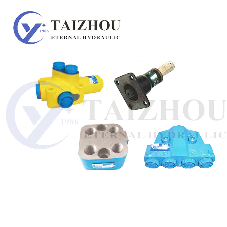 Hydraulic Valve Block&Steering Column