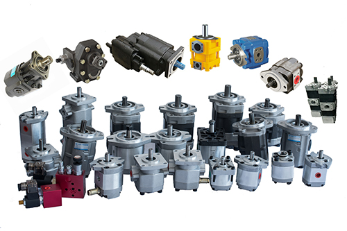 All Hydraulic Gear Pump