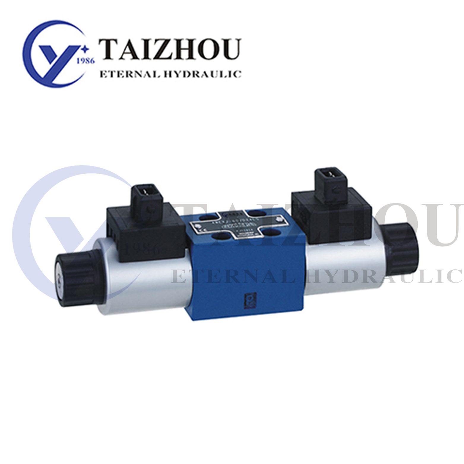 WE series solenoid operated direction valve