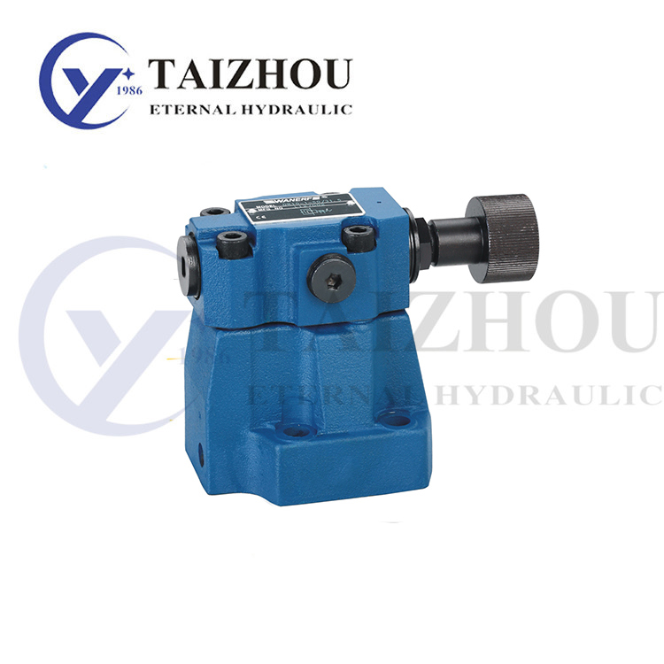 DR series hydraulic pilot operated pressure reducing valve