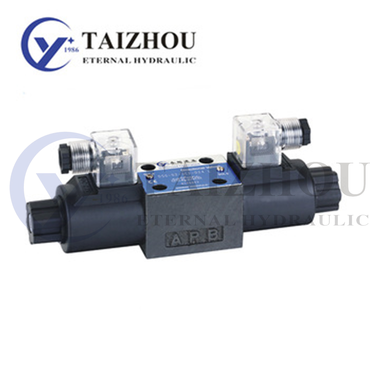 DSG Series Solenoid  Operated Directional Valve