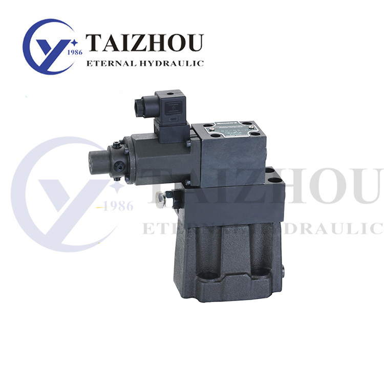 EBG Series Proportional Pilot Operated Relief Valve
