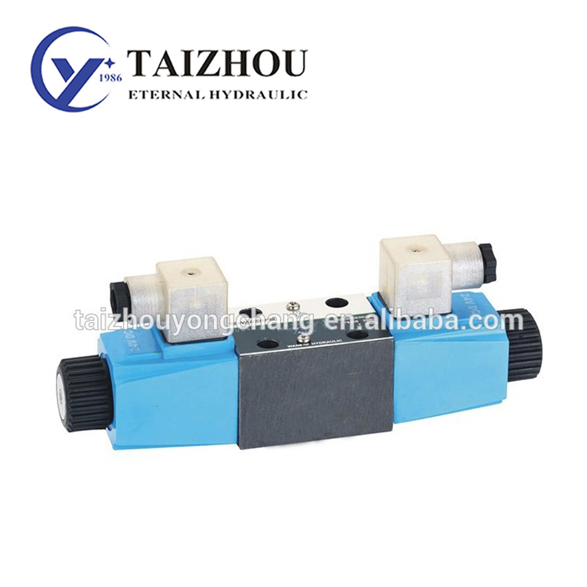DG4V Hydraulic Solenoid Directional Control Valve