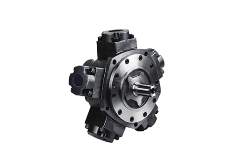 EM Series Radial Piston Hydraulic Motor
