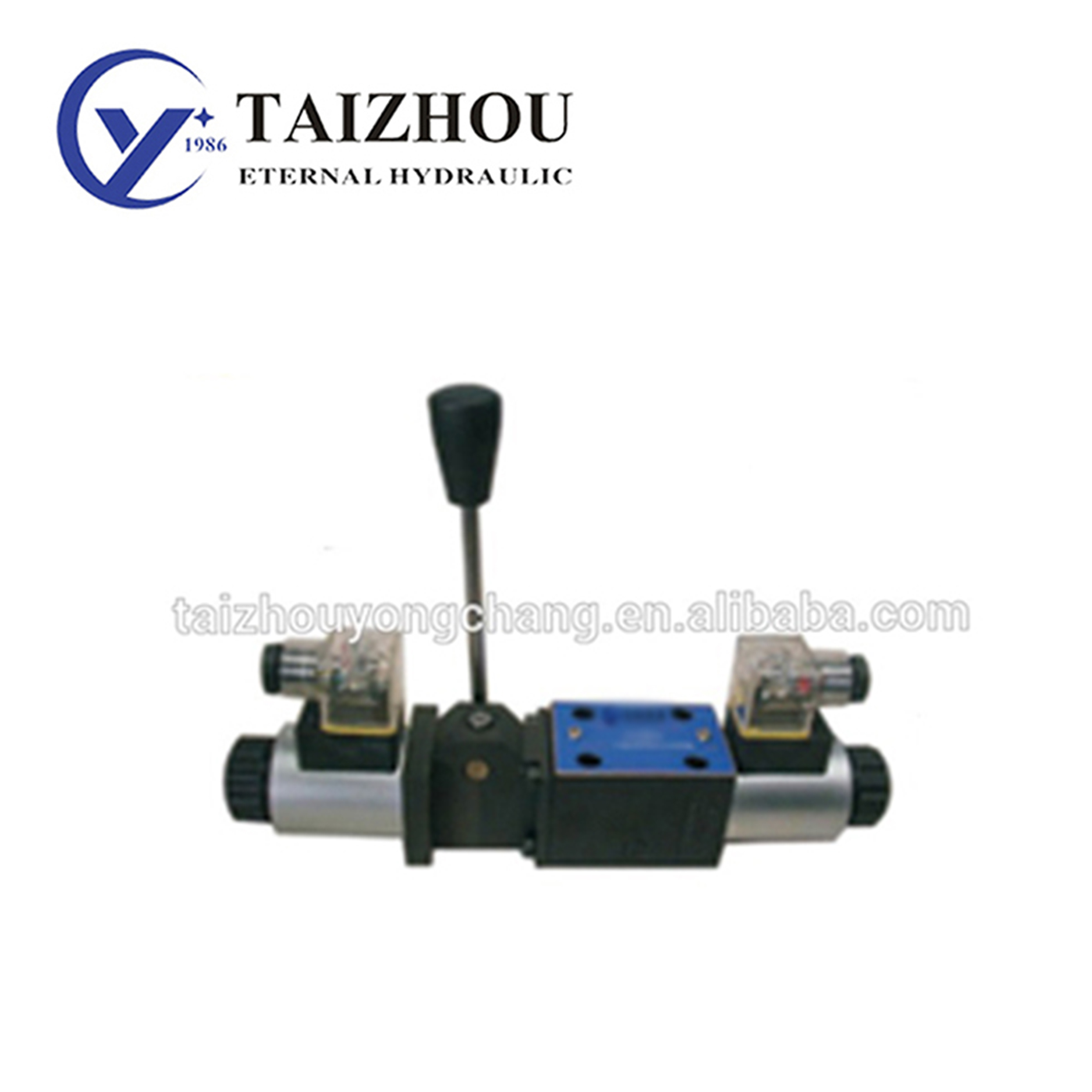 YJ4WE6 Series Solenoid Directional Control Valve