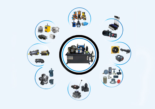 Eternal Hydraulic Main Products