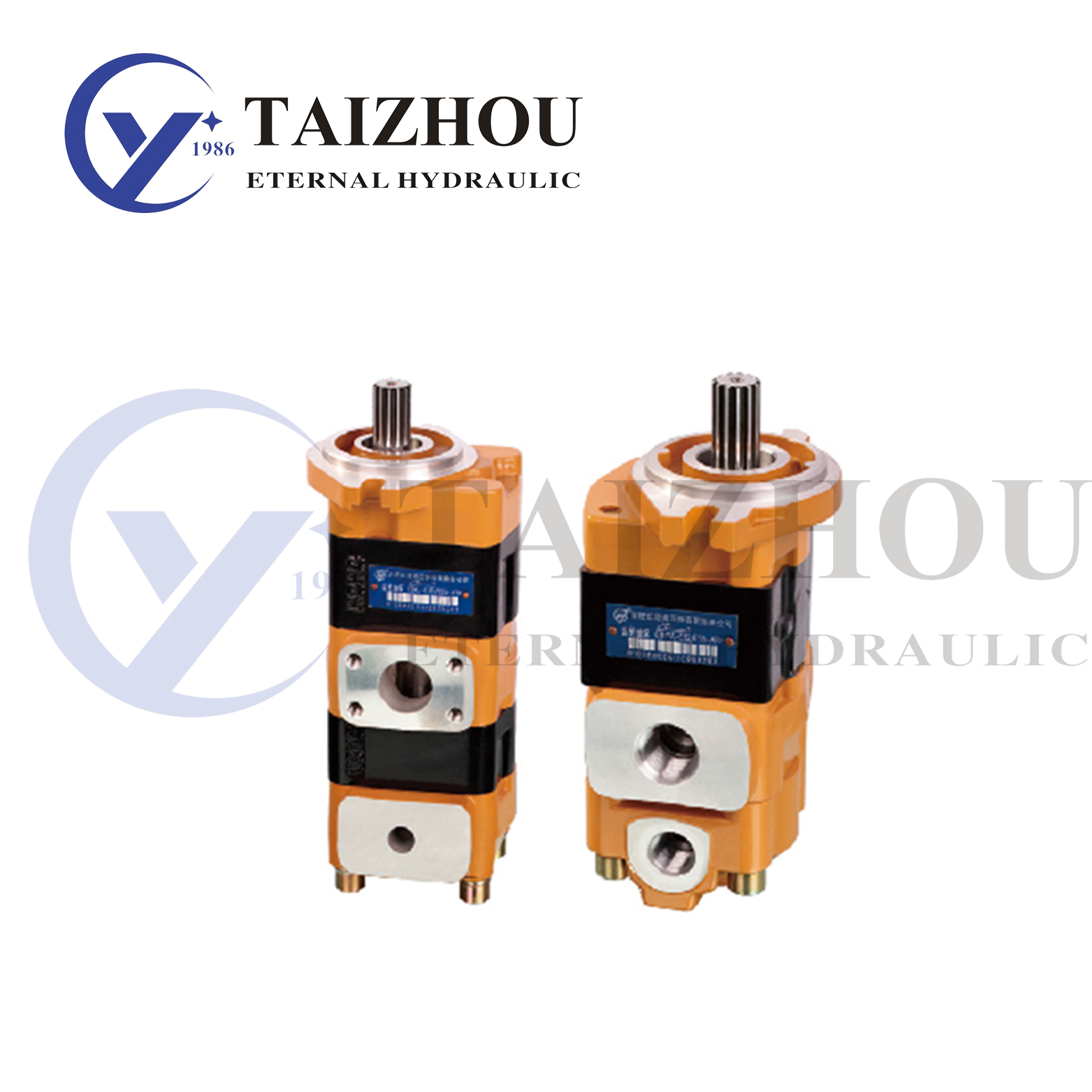 Forklift Gear Pump